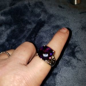 Nice Purple ring